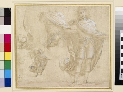 Studies for a St Michael