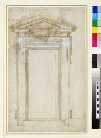 Recto: Design for a Window