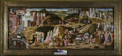 The Flight of the Vestal Virgins