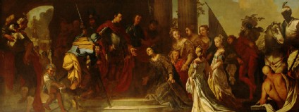 The Family of Darius before Alexander the Great