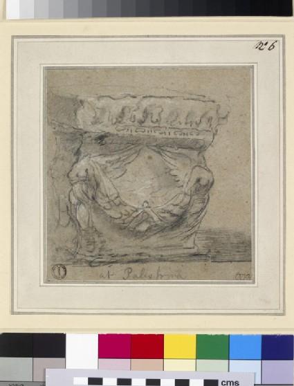 Roman Altar at Palestrina