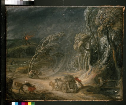 Landscape: a Storm