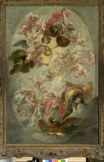 The Apotheosis of James I