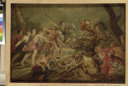 The Hunting of the Calydonian Boar