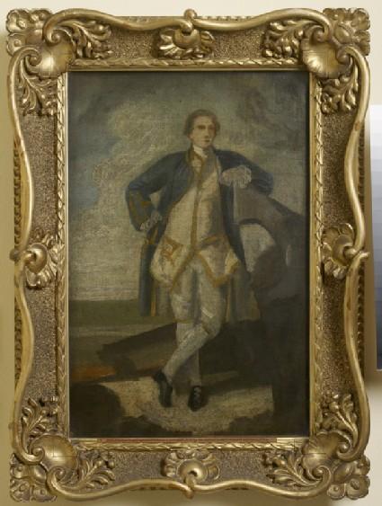Sketch for a Portrait of Captain Philemon Pownall, R.N