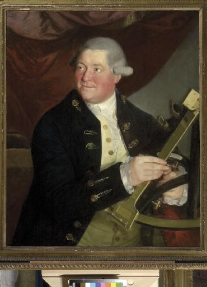 Captain William Hall