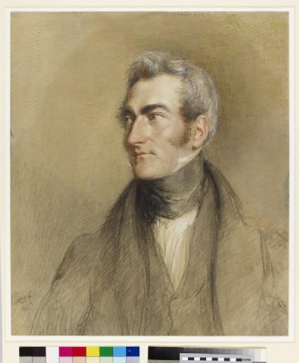 Portrait of Chambers Hall