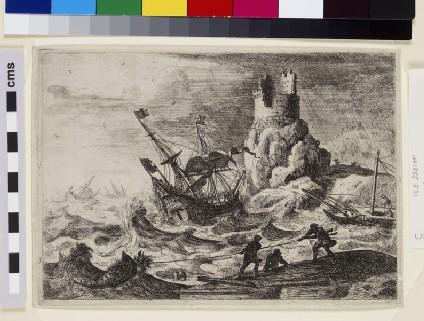 Le Naufrage (the shipwreck)
