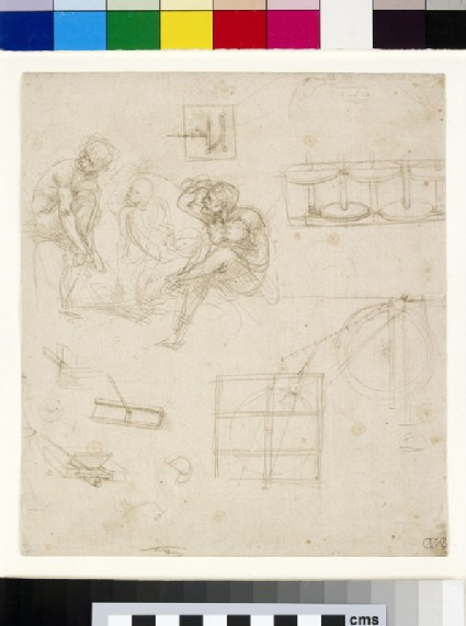 Studies of Figures and of Machinery
