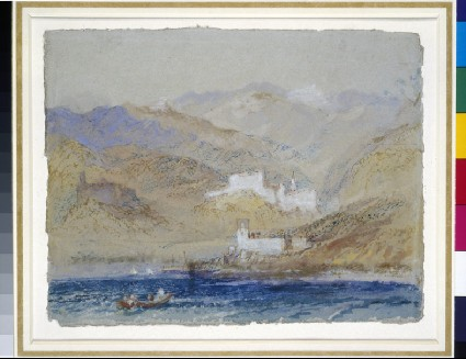 Coast Scene near Genoa