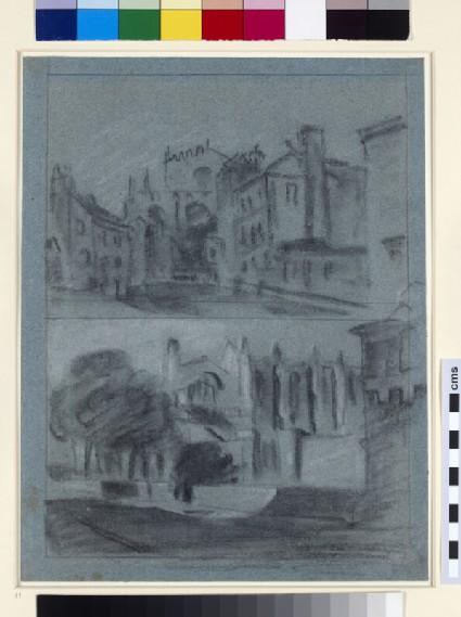 Two Views of Eton College