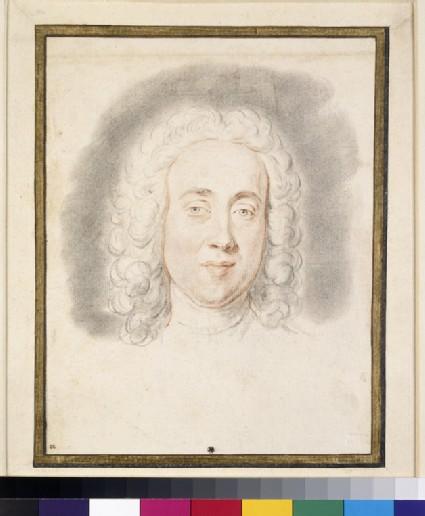 Portrait of Pierre-Jean Mariette