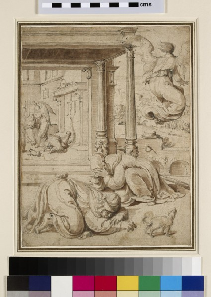 Scene from the Story of Tobit