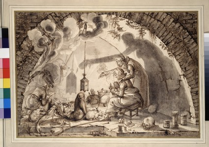 A Witches' Kitchen