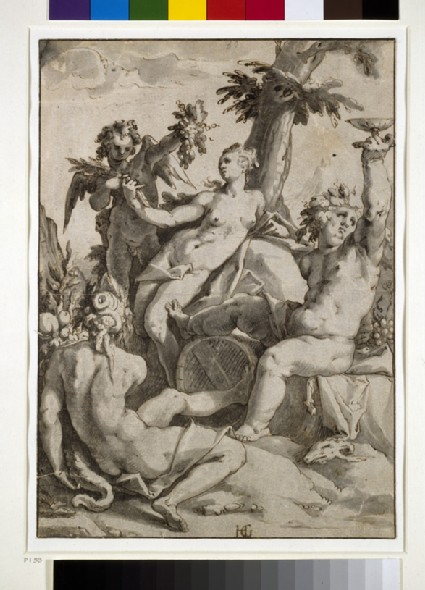 Ceres, Venus and Bacchus