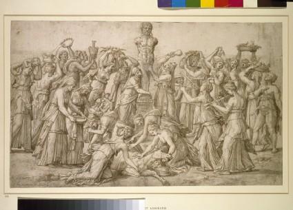 Sacrifice to Priapus