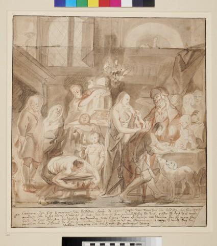 Cavarra, Xanthus and Euripia