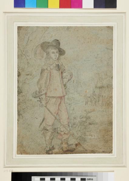 Portrait of William, Prince of Orange