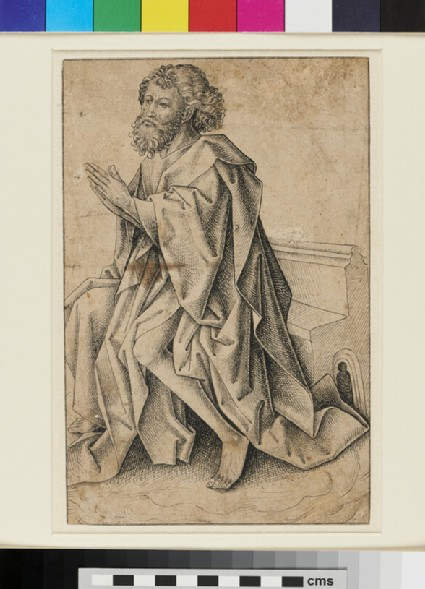 St John the Baptist, formerly called an Apostle
