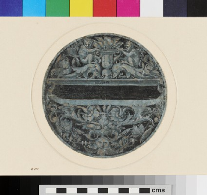 Design for the Lid of a circular Box