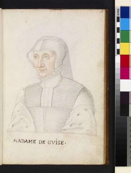 Antoinette de Bourbon, duchesse de Guise