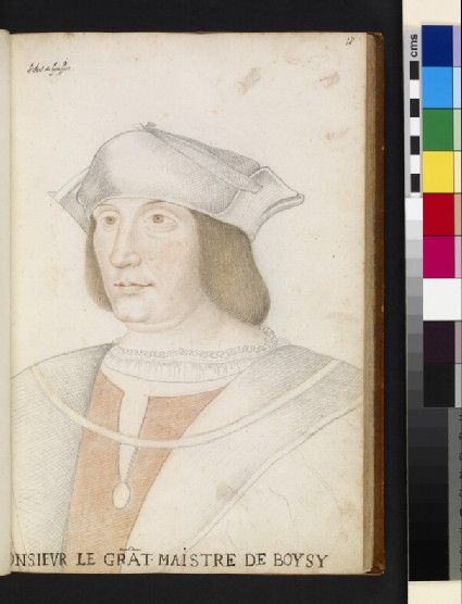 Arthus Gouffier, seigneur de Boisy