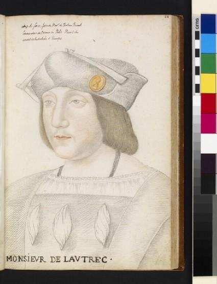Odet de Foix, seigneur de Lautrec