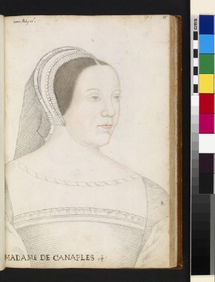 Marie d'Assigny, Madame de Canaples