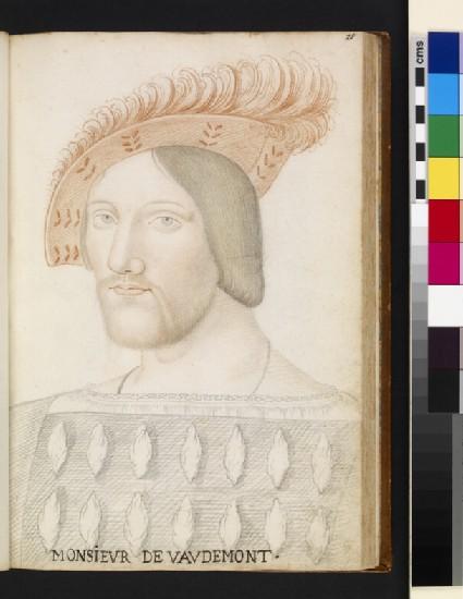 Louis de Lorraine, comte de Vaudemont