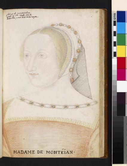 Philippe de Montespedon, princesse de La Roche-sur-Yon