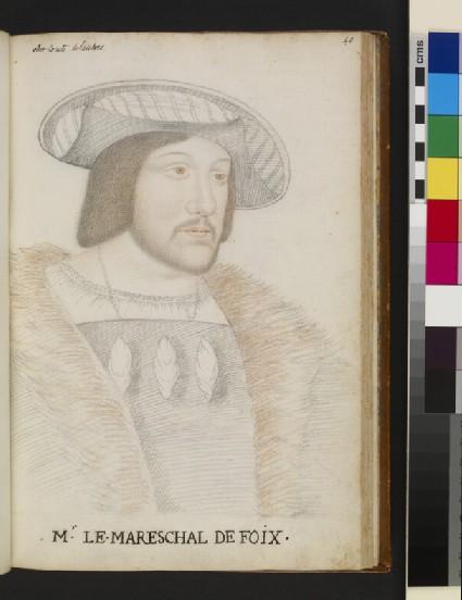 Thomas de Foix, maréchal de Lescun