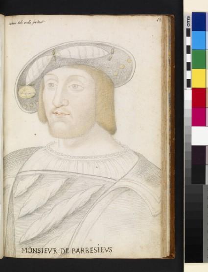 Antoine de La Rochfoucald