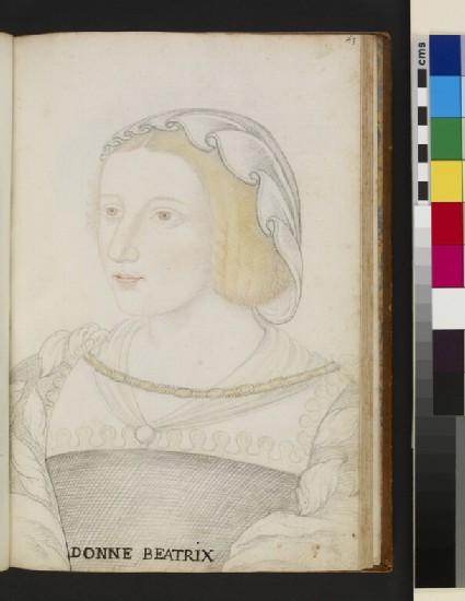 Beatrix Pacheco, comtesse d'Entrement