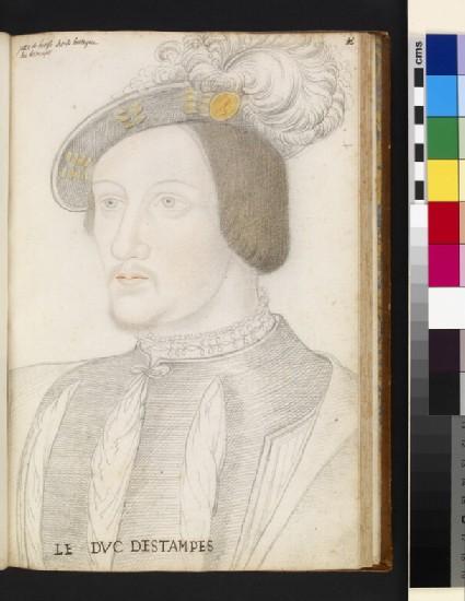 Jean de Brosses, duc d'Etampes