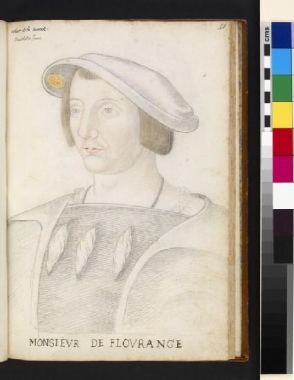 Robert de La Marck, seigneur de Fleurange