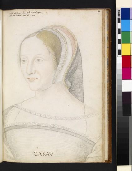 Jeanne de Casault