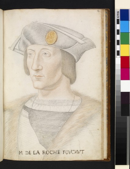 François II, comte de La Rochefoucauld