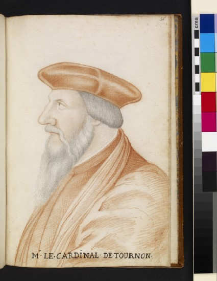François, cardinal de Tournon