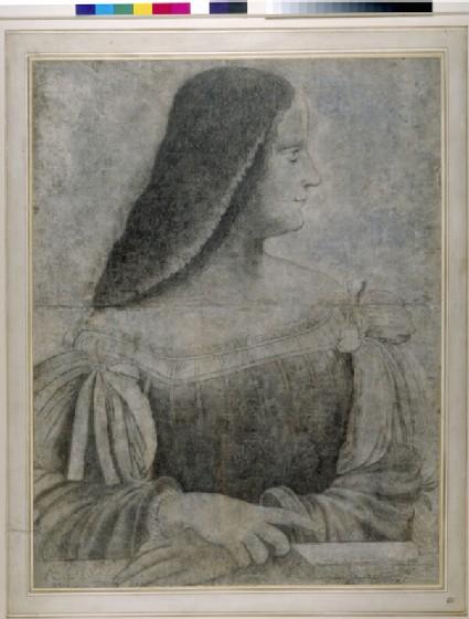 Portrait of Isabella d'Este