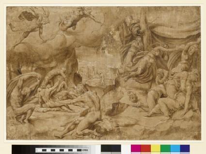 The Death of the Children of Niobe