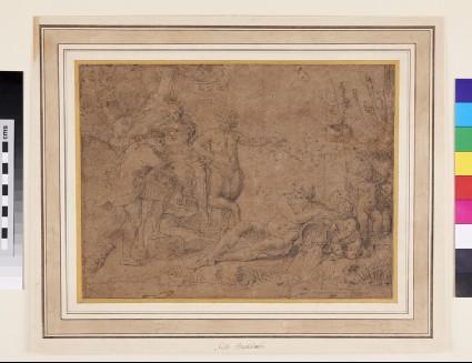 Hercules, Deïanira and Nessus