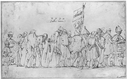A Skit on the Barberini Wars
