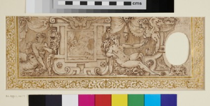 Design for a Decorative Frieze