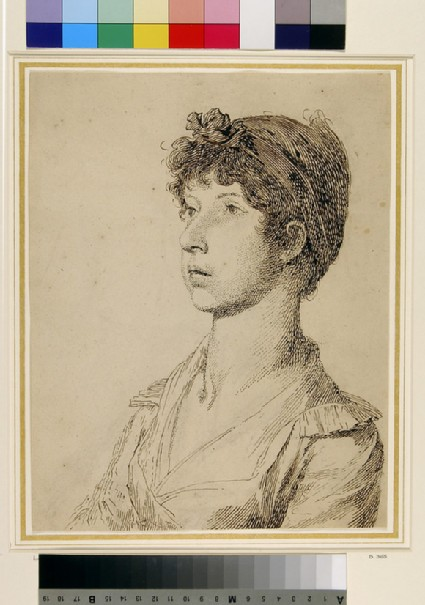 Portrait of a Lady, called Lady Carlisle