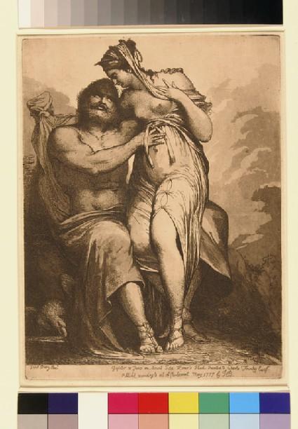 Jupiter and Juno on Mount Ida