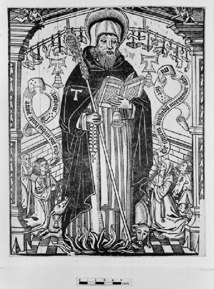 Saint Anthony the Hermit