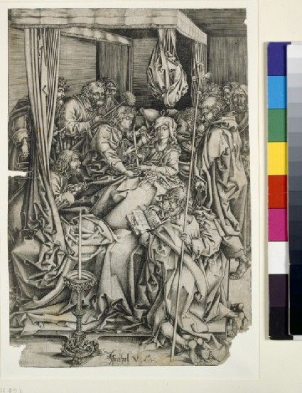 The Dormition of the Virgin