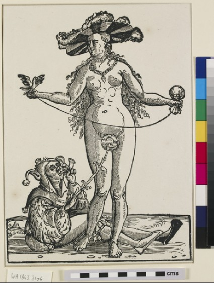 The prostitute and the fool