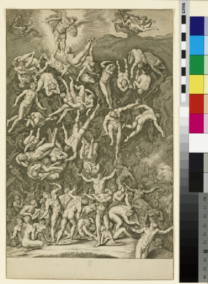 The Fall of the rebel Angels