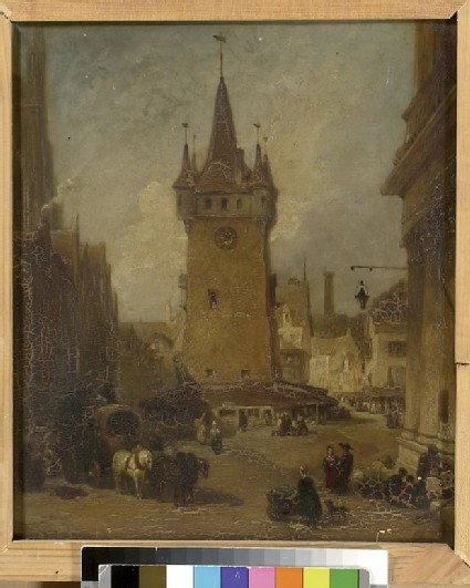 Market Place at Péronne